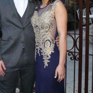 Elegant prom dress !